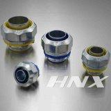 Hnx Liquid Tight Flexible Conduit Connector Metal Hose Fitting Straight Type
