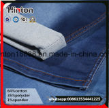 64%Cotton 35%Polyster 1%Spandex Denim Fabric Made in China