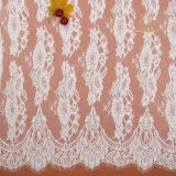 New Arrival Chantilly Lace Border Embroidery French Lace Fabric
