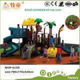 Middle Animal Series Children Outdoor Playground Slides