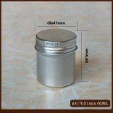 60g Aluminium Cans with Screw Lid Closure