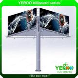 Columns Billboard- Steel Structure Billboard- Outdoor Steel Panel