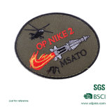 Patch Embroidered Military Clothing Sew Iron Bagde Army