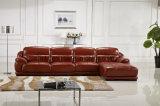 Home Furniture Living Room Modern Leather Sofa/ Sofa (UL-NS453)