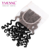 New Arrival 3 Part Brazilian Curly Lace Closure