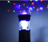 Multi Function Solar LED Camping Light