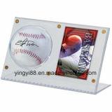 Custom Clear Acrylic Baseball Card Holders