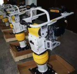 Multiquip Durable Gasoline/Diesel Soil Vibration Impact Tamping Rammer Powered by Robin