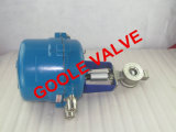 Motorized Wafer Type V-Port Ball Valve (GVQ970F)
