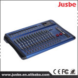 2 Output 16 Channel Audio Mixer Console with USB Microphone Console