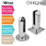 Quality Stainless Steel Glass Railings Spigot /Fense Spigot/Framless fence Spigot (C7B)