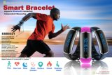 Android Smart Bracelet Support Blood Pressure and Heart Rate Monitor