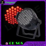 54PCS 3W RGB Tri Color LED PAR64