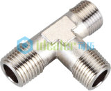Brass Fitting Pneumatic Fitting with CE/RoHS (HPTM)