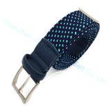 Lower Price Braided Elastic Belt Fashion Men Belt