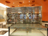 Steel Product Stainless Steel Furniture Table Cabinet Fabrication with Color Coating