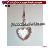 Party Items Crystal Heart Christmas Tree Ornament Decoration (CH8081)