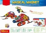 Magnetic Building Blocks 56PCS for Kids