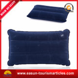 Terry Cloth Inflatable Pillow for Business Class Made in China