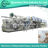 Full-Servo Adult Diaper Machine Manufacture From China (CNK300-SV)