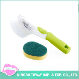 Deep House Bottle Tube Kitchen Small Round Cleaning Brush