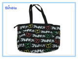 Women Travel Tote Bag, Jamaica Design Totes