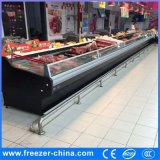 Meat Shop Meat Serveover Displays Cabinet