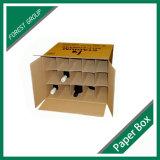 Wine Bottle Packaging Box Manufacturer (FP3004)