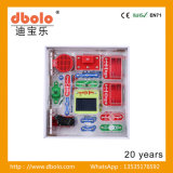 2017 Funny Toys Dbolo Electronic Building Blocks