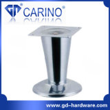 High Quality Contemporary Adjustable Stainless Steel Furniture Sofa Legs (J044)