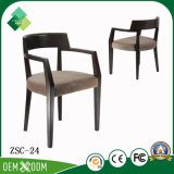 High Quality Simple Style Armchair Restaurant Furniture for Sale (ZSC-24)