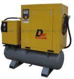 15HP Screw Compressor with Dryer Tank