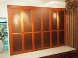 Europe Style Fashion Hinged Door Closet / Wardrobe (ZH3003)