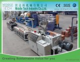 Cold Extrusion Wood Plastic (WPC) Profile Extrusion Machine