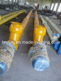 Screw Conveyor System with Reliable Connection (LS)