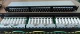24 Port Cat5e/CAT6 FTP Patch Panel