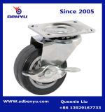 1.5 Thru 3 Inch Light Duty Patent Polyurethane Swivel Caster
