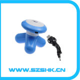 Portable Mini USB Massager Vibrating Body Massager