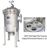 Multi Bag Filter Housing -M2 (SAM-M2-304-DN80)