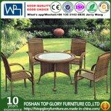 Rattan Wicker Patio Furniture Garden Dining Table Set (TG-568)