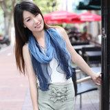 Digital Pringted Silk Chiffon Scarf (12-BR050320-3.2)