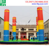 2016 Commercial Inflatable Jumping Trampoline for Sale (BJ-AT44)