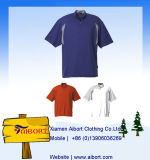 Bulk Blank T-Shirts Custom Print Fashion Polo Shirts for Men with High Quality