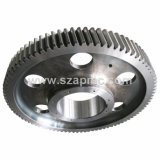 Gear Grinding Helical Gear