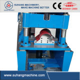 0.3mm - 0.7mm Metal Ridge Cap Cold Roll Forming Machine
