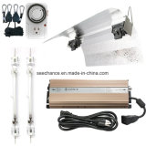 Horticulture 1000 Watt Mh HPS Grow Light System Kit Plant Growing Double Ended