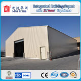 Professional Manufacturer of Steel Structure Workshop (LSS-75001)
