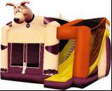Cheap PVC Inflatable Combo (CZH-1036)
