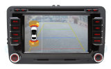 6.5 Inch HD TFT 2 DIN Car DVD GPS Navigation Player for Vw with GPS, Bt, RDS, Radio, iPod etc (ANS510)