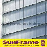 Aluminium Unitized Glazing Curtain Wall System